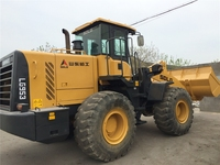 used pay loader SDLG 953 second hand wheel loader made in 2013, good price for sale