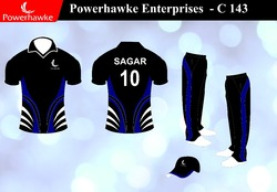 Cricket team Uniforms