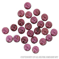 garnet gemstone for sale,25 Pcs natural 4mm round cabochon hot sale lot gemstone,13.90 Cts