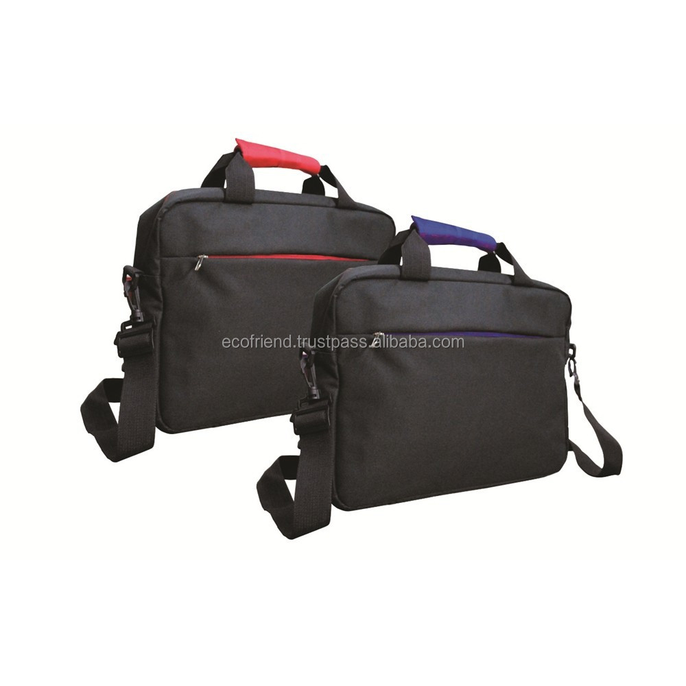 50pcs 600D Cushion Laptop Bag (B0115)