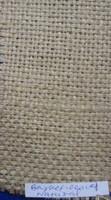 type of 100% natural finish jute fabrics