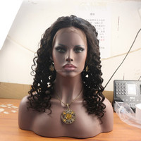 Human Hair Lace Wig Full Lace Wig