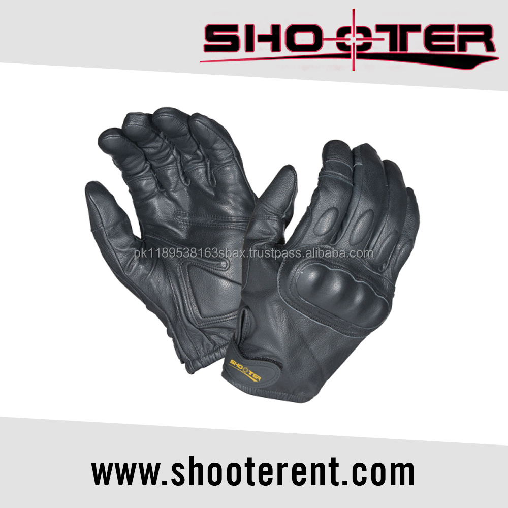 Men's Tactical Gloves Hard Knuckle Full Finger Military Gear