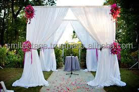 pipe and drape for event/curtains drapery styles/wholedale pipe drape /