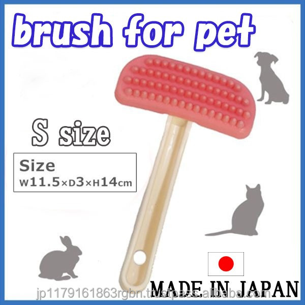 Compact and Fashionable pet slicker brush for dog , cat , rabbit at reasonable prices