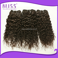 human hair extension in dubai,integration wigs with 100% remy human hair,kinky curly clip in hair extensions, gray hair