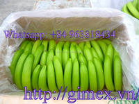 Vietnam best quality fresh cavendish banana