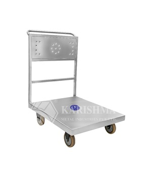 Stainless Steel goods trolley