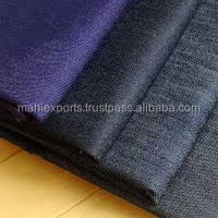 Heavy weight Dark Blue Denim fabric