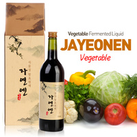 Vegetable Fermented Drinks /Vegetable Juice Jayeonen 720ml * 1 bottle / Healthy Juice / Diet/ beauty /