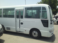 NEW NISSAN CIVILIAN BUS 26 SEAT PETROL ENGINE 2016 YEAR MODEL