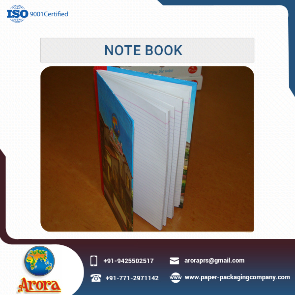 Best Quality A4 Size Student Exercise Notebook