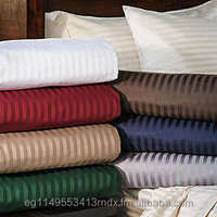 Bed Set (100% Egyptian cotton (OR) 50% egyptian cotton-50%microfiber(OR) 100% MicroFiber)