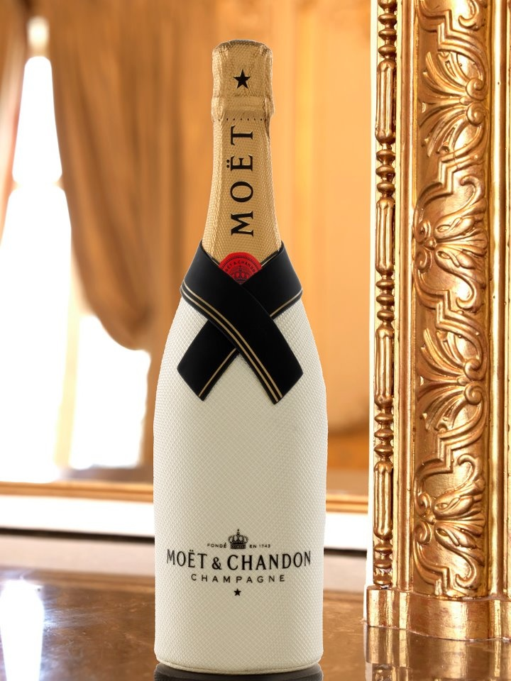 Moet & Chandon Champagne French Origin.