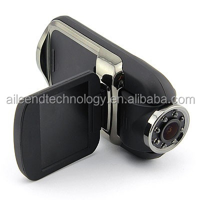 2.0 inch 1080P Full HD LCD 270 Degrees Rotation Car DVR