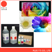 Beautiful Flower arrangement Original color liquid for dyeing flower