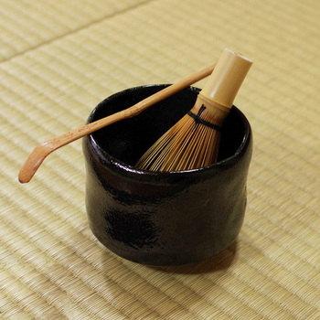 Matcha Green Tea Simple Bamboo Japanese Tea Whisk