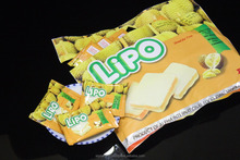 LIPO 210G/Bag Durian Egg Cookies for Denmark, Poland, Ukraine, Russia