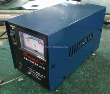 Voltage Stabilizer-Automatic Voltage Regulator