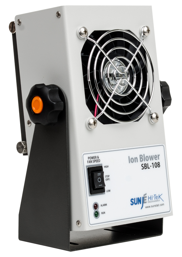 SBL-18/SBL-108/Minisize desktop (benchtop) Ionizing Blower/Compact electrostatic eliminator/Ion air blow anti-static neutralizer
