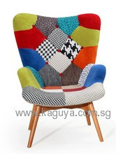 Patchwork Relaxing Chair