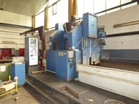 Segment grinding machine, Fab. Reform