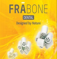 FRABONE bonegraft for dental implant