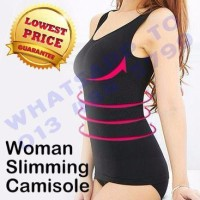 Cami Genie Women Slimming Breast Lift Up Slim Body Shaper Beauty Mymi