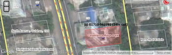 commercial land sale at gulshan dhaka diplomatic zone