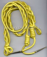 Uniform Aiguillette Gold Nylon