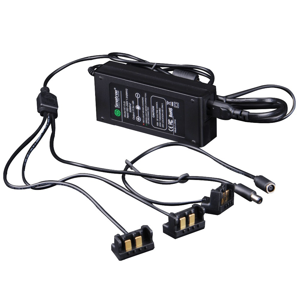 Smatree SmaPow 3-Channel Rapid Battery Charger for DJI Phantom 3 &Vision