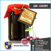 Famous Canned Fruits Sweet Cherry Jam