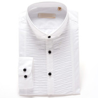 Hot sale 2015 summer new design high fashion office mens dress shirts