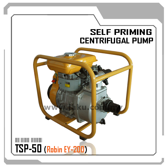 Self Priming Centrifugal Pump (TSP-50) TOKU