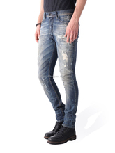 New Men's Crosshatch Twisted Carrot Fit Jeans 2015