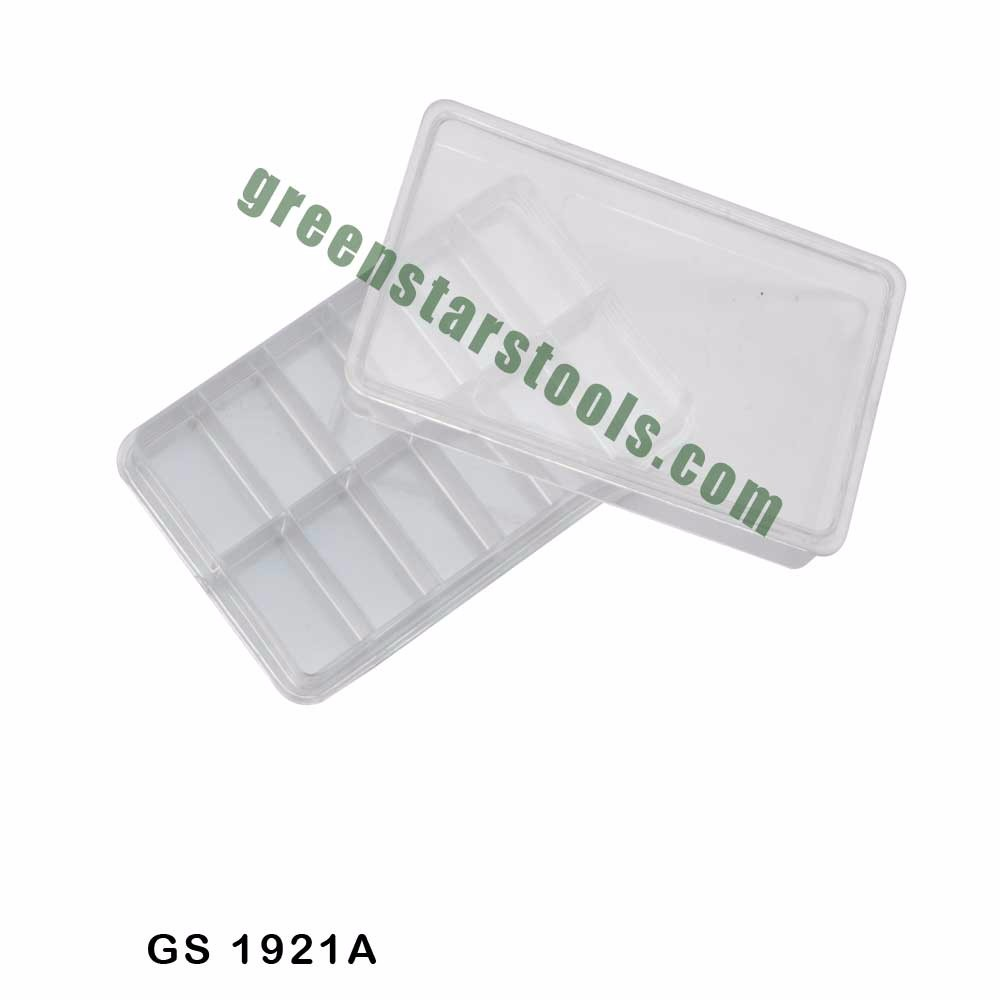 플라스틱 storage box 12 칸 | 플라스틱 STORAGE BOX 12 COMPARTMENTS | Green 별 Sa Pvt (주)