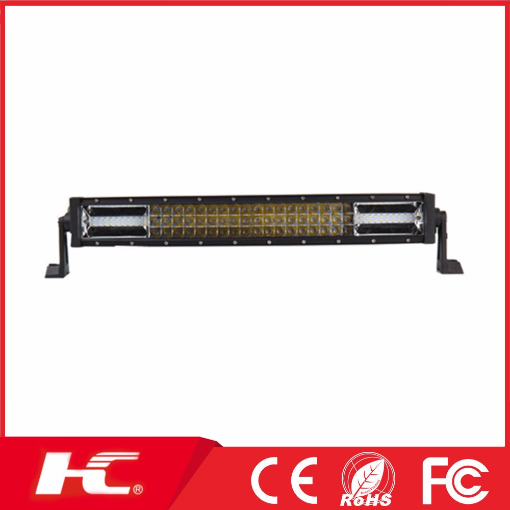Flip chips Triple row led light bar combo led light bar