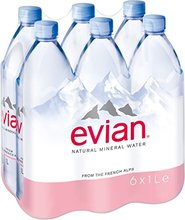 Best Quality Evian Mineral Drinking Water