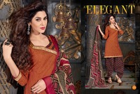 Patiyala Indain shalwar kameez Cotton Punjabi suits Fancy Design