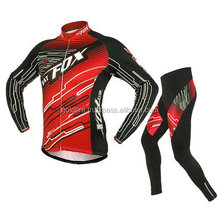 Hot sale coolmax bicycle wear cycling Bicycle Clothes set