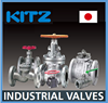 Reliable and High precision cast steel ball Kitz valve with high-performance