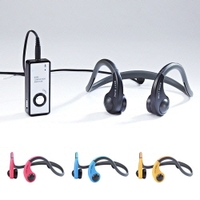 Bone Conduction Headset HUA-503A Groundbreaking Headphones Surrounding Sound New