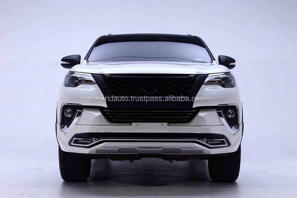 TOYOTA ALL NEW FORTUNER 2016 Sport Luxury style body kits