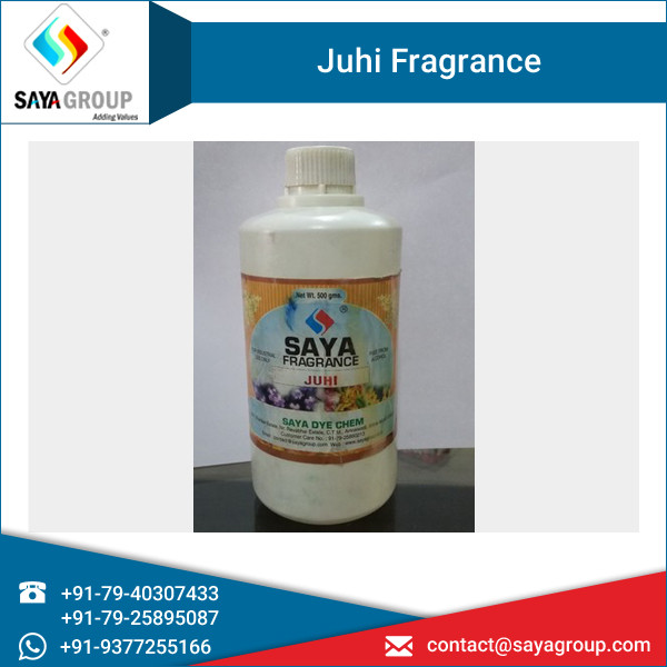 Flowery Smell Juhi Fragrance for Paint, Incense Stick and Cosmetics