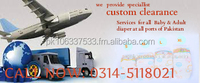 Customs Clearing Agent for Baby Diapers and Adult Diapers at Karachi and Islamabad Port 03041852346