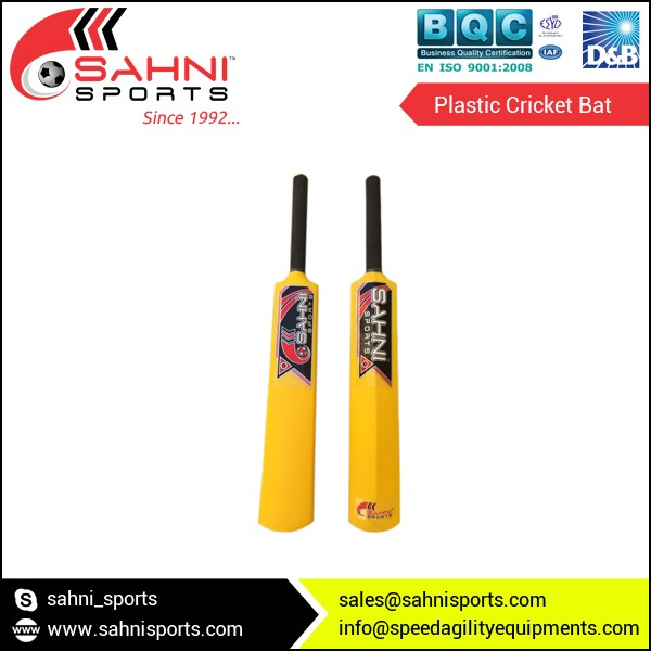 Widely Used Plastic Cricket Bat for Sale