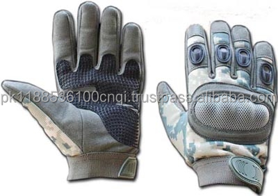 High quality army protect gloves full finger airsoft hunting military tactical