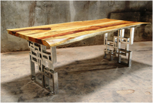 Cubic Tamarind Dining Table