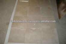 Botticino Marble - cream selection, Turkish origin Botticino Marble tiles from FADE MARBLE & TRAVERTINE
