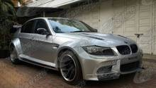 Body kit FOR BMW E90 2006-2010 VRS GTR STYLE